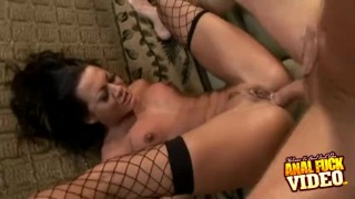 Sandra Romain Anal Fucked Real Good!