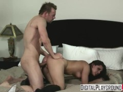 Digital Playground - Gracie Glam & Erik Everhard - Teen show off new outfit