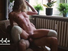First Sextape In Our New Apartment 20Mn Of Pure Sex! Amateur Couple Leolulu