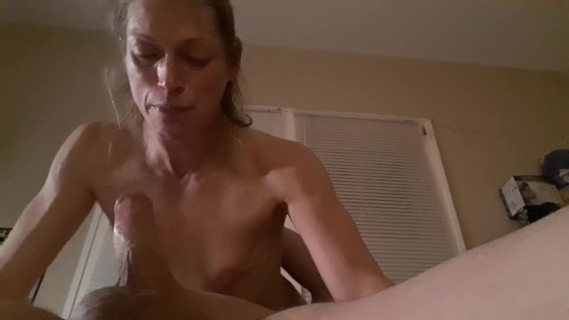 Hottie Begs To Be Fucked While Swallowing Big Cock And Cumming 27