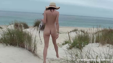 Sex On The Beach S1Ep3: Creampie in the dunes