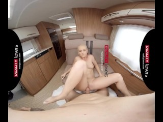 RealityLovers - Road Fuck with Big Titts Teen