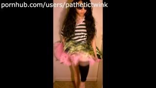 Asian Slut Strips, Wedgies, and Spanks Self (Yet Again!) Teenager aziani
