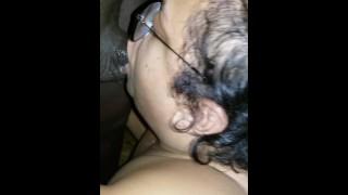 Sunday night  BJ  interracial deepthroat sloppy blowjob bbc homemade bj couple black asian blowjob amateur