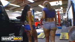 BANGBROS - Classic Anal Video Featuring PAWG Cherrie Rose & Cody Lane