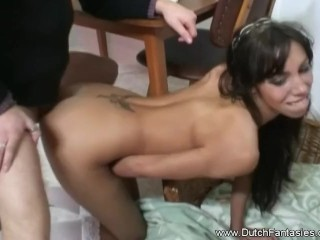 Dutch Mom Is Super Horny