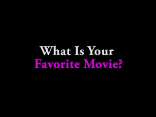 Ask A Porn Star: What Is Your Favorite Movie?
