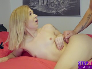 StepBro Slips His Cock Into Step Sisters Teen Pussy S7:E2