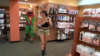 Fortnite parody porn fortnut boobs toys