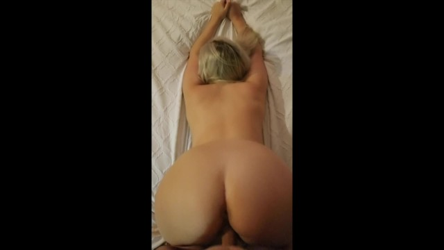 Blonde Rimming Black Ass