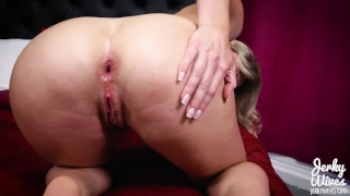 Cory Chase in StepMom fucks her Two Sons Cowgirl hairy