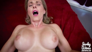Cory Chase in StepMom fucks her Two Sons Girl instagram