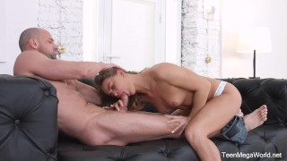 Anal-Angels.com - Janny Manson - Couple works out when orgasming
