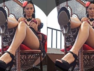 Colombian vr goddess andreina de luxe fucked hardcore...