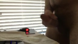 Busting a nut while watching porn