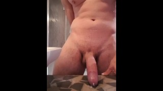 Prostate milking without touching cock