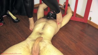 Tickled with My toes Preview