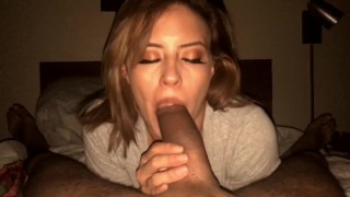 Latina babe and sloppy blowjob compilation