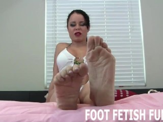Foot Fetish And Femdom Feet Worshiping Porn