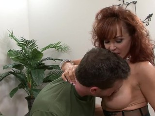 MILF With Huge Tits Gets Picked Up At Grocery Store