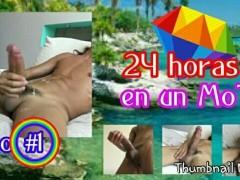 24 horas en un motel, video 1