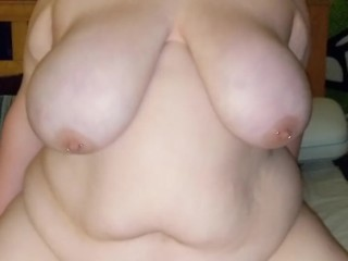 Getting Fucked and Creampied