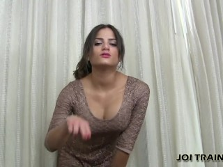 JOI Training And Femdom Masturbation Instruction