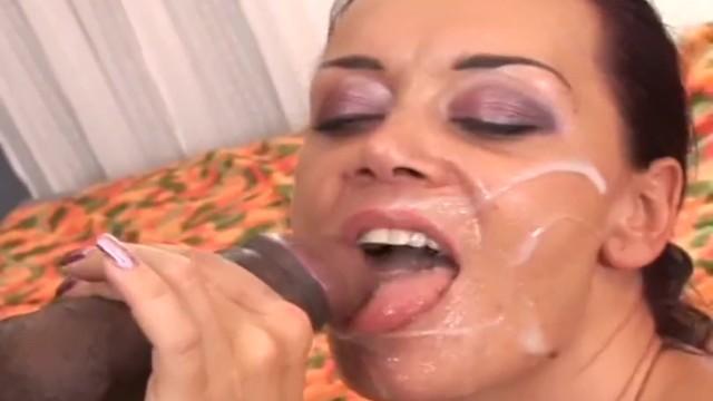 deepthroat szopás cum
