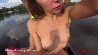 City centre ride jet anal bandini on the the ski public mia in blowjob public