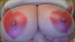 STARE AT MY BOOBS, ASS WHILE I ASMR YOU (kisses, moans, dirty talk )
