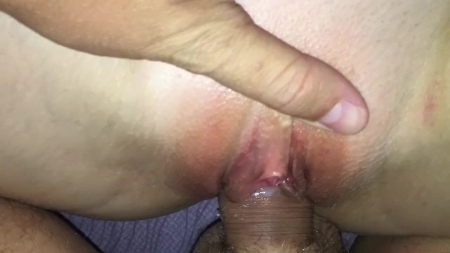 Very close up fuck wet creamy pussy