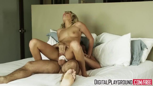 Digital Playground - Kiara Diane rubs her pussy and gets pounded 12