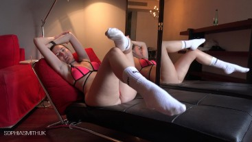 Your Hot Wife Develops A Sock Fetish