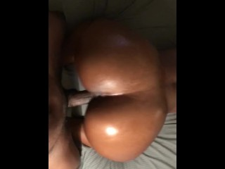Takes anal...