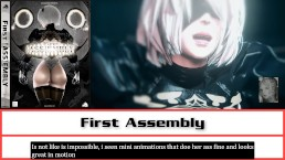 QF Hentai Review - First Assembly Nier Automata