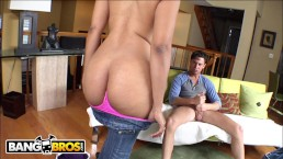 BANGBROS - Chocolate Vixen Anita Peida On Brown Bunnies With Seth Gamble!