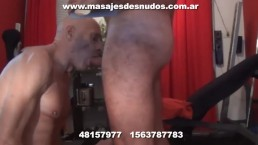 PLACER SEXUAL EN ESPACIO DE GIMNASIA