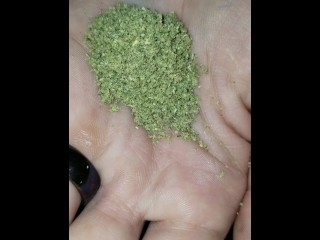 Weed porn