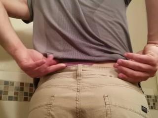 Micro Thong Wedgie
