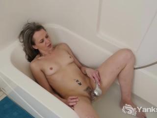 Yanks Micah Reed Is A Bathing Beauty