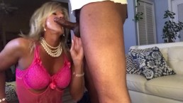 Glamgurlxoxo gets throat fucked by BBC