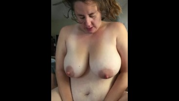 Wife blowjob homemade