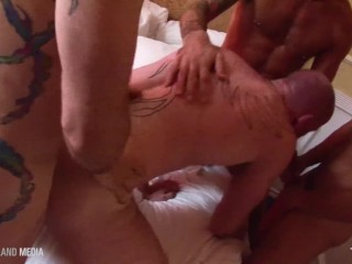 Girl fingering close up dirty talk