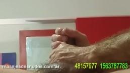 CHUPANDO PIJA MUY GRUESA