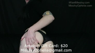 Stroke and Send - Findom Inhalants Training JOI INTOX
