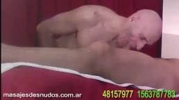 MASAJE TANTRICO PENEANO CON SEXO ORAL ANAL
