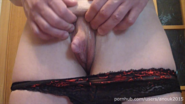 MY Panties - Show Big Сlit