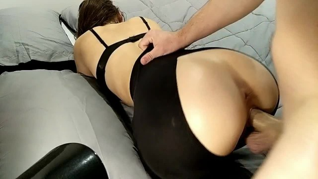 Brother Cums Sisters Ass