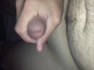 First Time With An Anal Massager *CumShot*