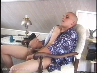 Bobby Golden Jacking Off